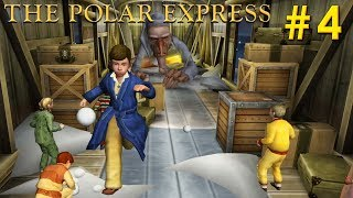 The Polar Express PC Gameplay Playthrough 1080p / Win 10 Chapter 4 Back on Board