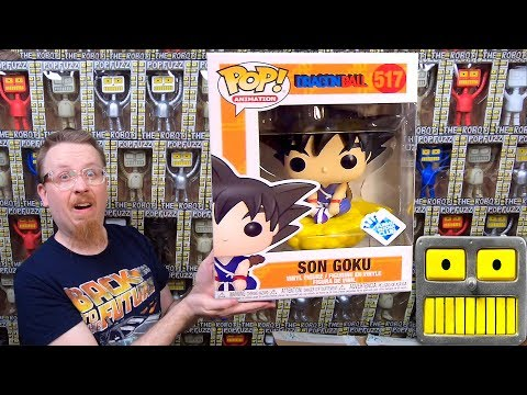 Funko Pop Mega Epic $900 Haul Dragon Ball Z Exclusives Chase Collection Of Funko Pops