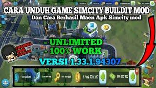 Game Simcity Buildit Mod Apk Versi Terbaru 2020