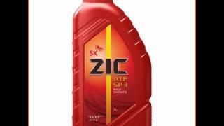 Трансмиссионное масло ZIC ATF SP3, 1л