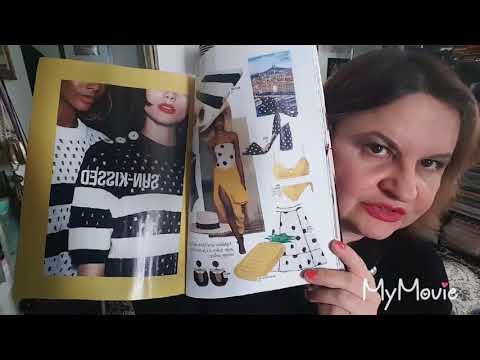 Парфюм дня: Diesel Zero Plus Feminine, комментирую журнал мод.