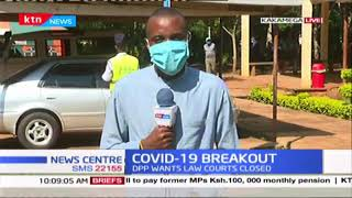 DPP wants law courts closed after Kakamega prosecutors test positive for COVID-19