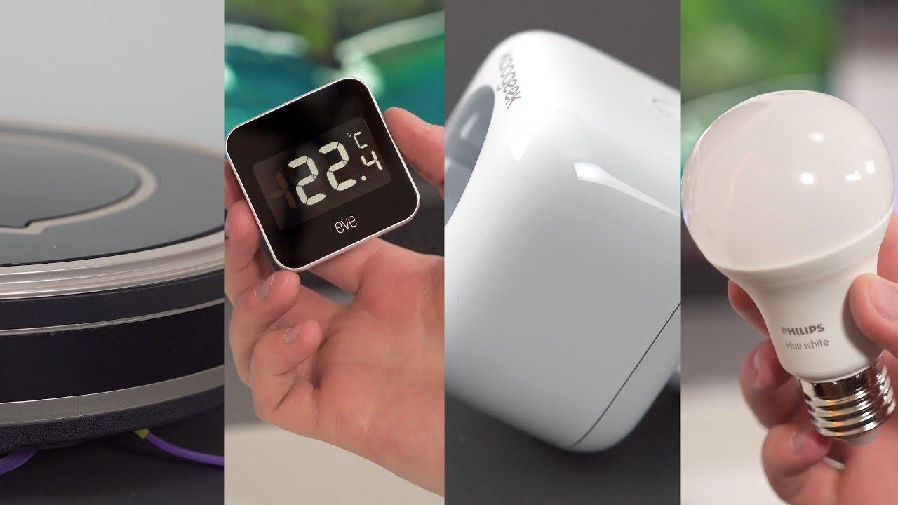 Smart Home Produkte : die besten g nstigen smart home produkte youtube ~ A.2002-acura-tl-radio.info Haus und Dekorationen