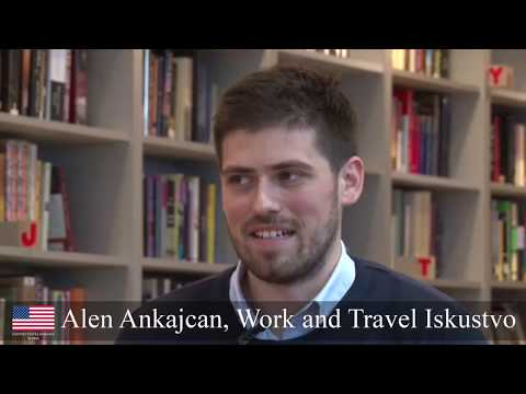 U.S. Embassy Serbia interview with Work & Travel Experience team