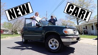 HOW YOUTUBE BOUGHT US A CAR!!!