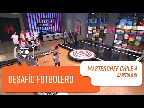 Capítulo 21 | MasterChef Chile 4