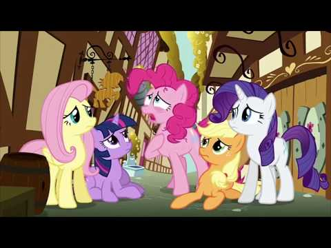 MLP Mean Girls - What's Wrong With Me (Reprise)