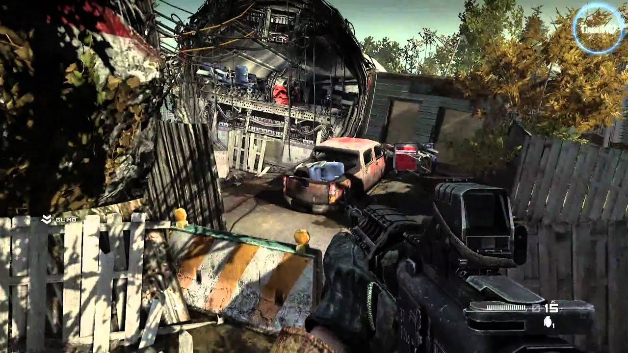 Homefront HD gameplay - YouTube