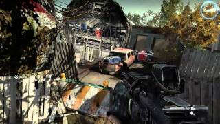 Homefront HD gameplay