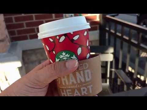 Starbucks: BOGO FREE Holiday Drinks!