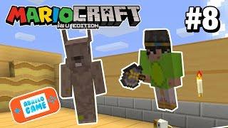 MineCraft GamePlay en Español MarioCraft Capitulo 8 Muertes Muy Locas Abrelo Game MineCraft