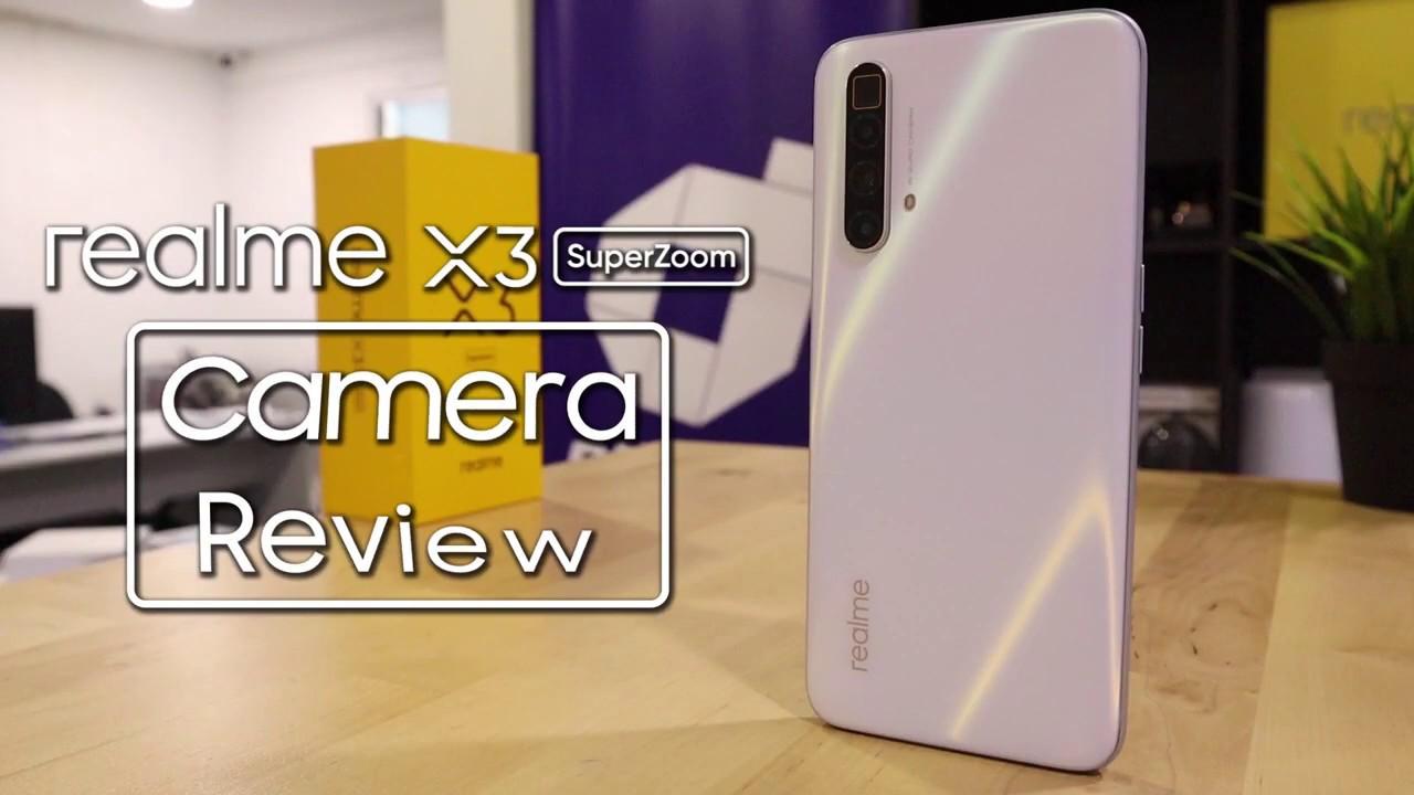 Camera Review Realme X3 Superzoom Youtube