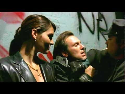 Angie Harmon speaking Russian in 'The Deal' 2005