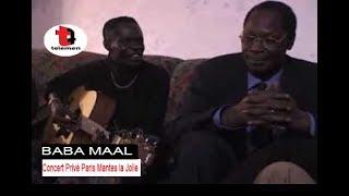 Baaba Maal - Concert Privé @ Mantes-La-Jolie
