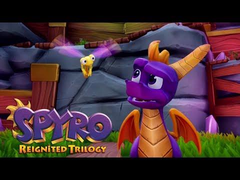 Spyro Reignited Trilogy Launch Trailer [NL]