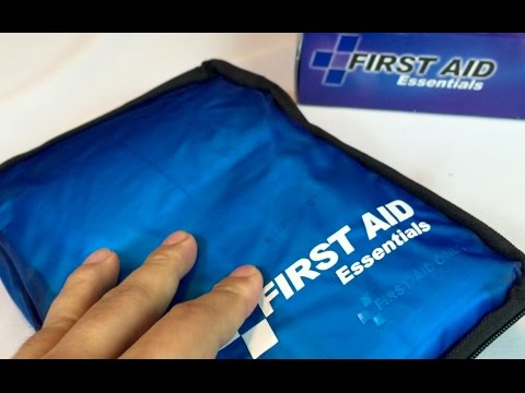 All-purpose First Aid Kit, Soft Case (131 Piece) by First Aid Only