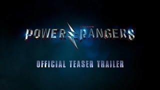 Power Rangers Могучие Рейнджеры Фильм 2017 трейлер (что нужно знать перед ним)