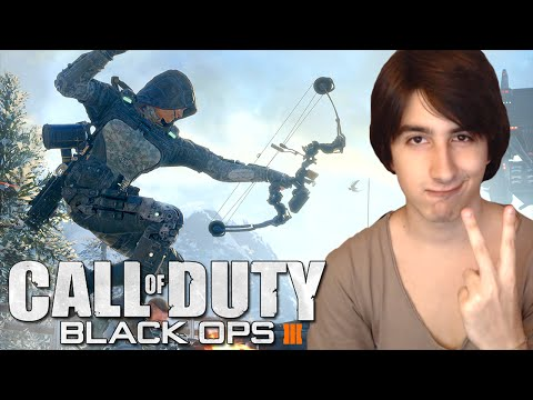 Call of Duty Black Ops 3 | MULTIPLAYER ITA | L'ARCO E' OVERPOWER! [w/Facecam] By GiosephTheGamer