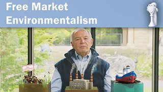 Gambar cover Free Market Environmentalism with Terry Anderson: Perspectives on Policy