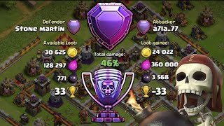 TH11 STRONG DEFENSIVE LEGEND BASE 2018 w/PROOF | TH11 BEST DEFENSIVE TROPHY BASE FOR LEGEND LEAGUE