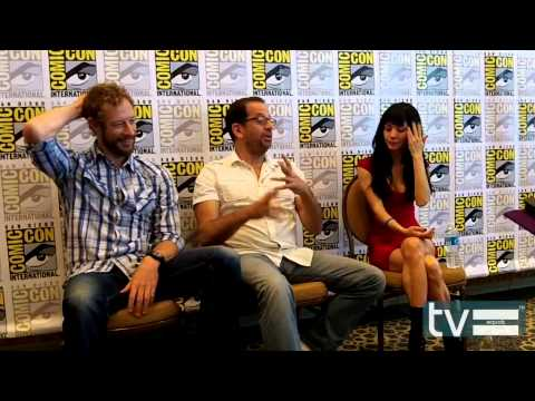 Kris Holden-Ried and Ksenia Solo - Lost Girl Interviews