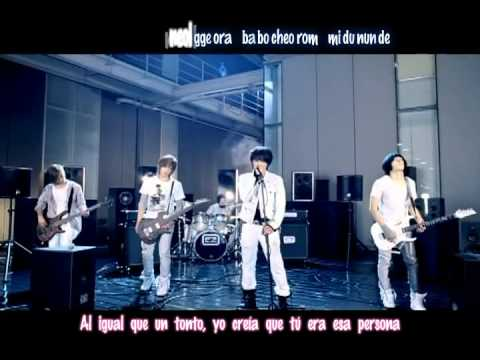 FT Island-After Love MV [Sub Español+Romanización+KARAOKE]