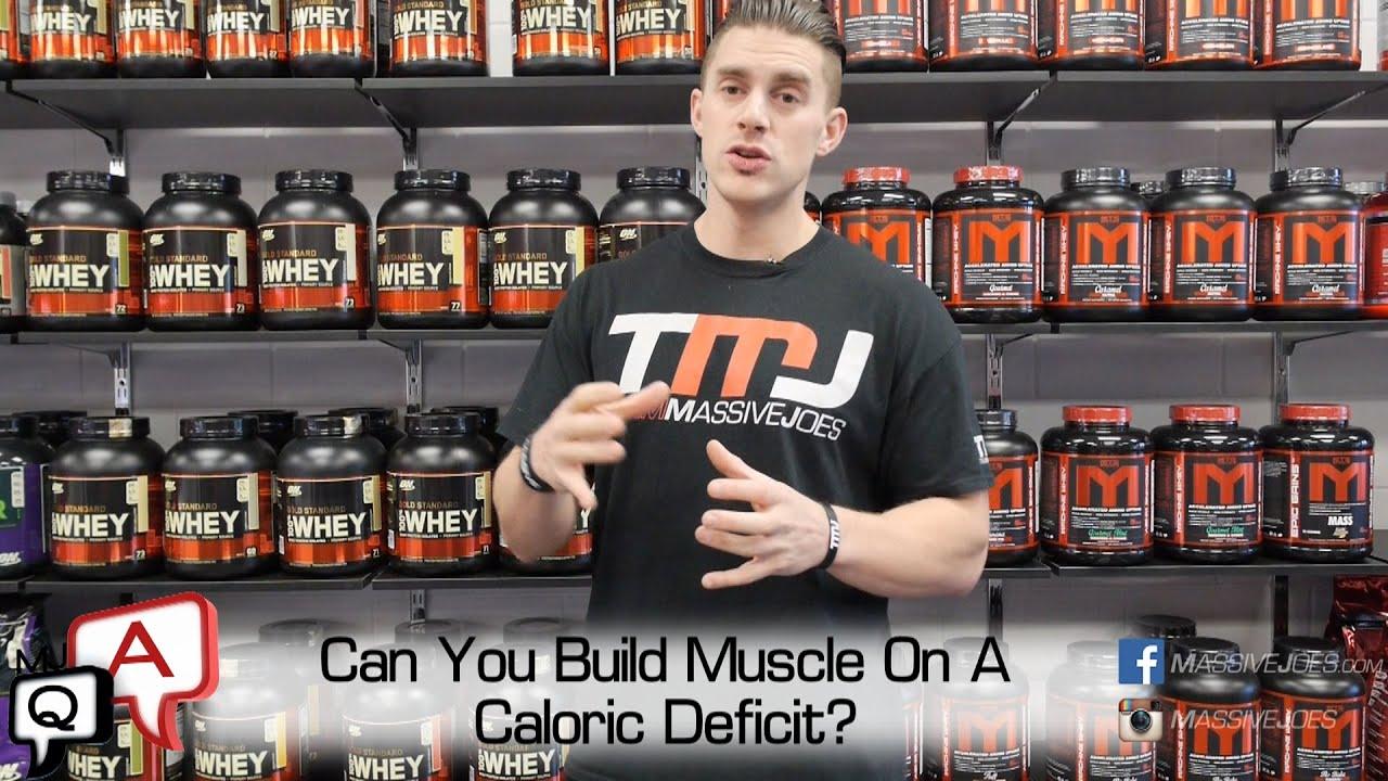 how to set a caloric deficit