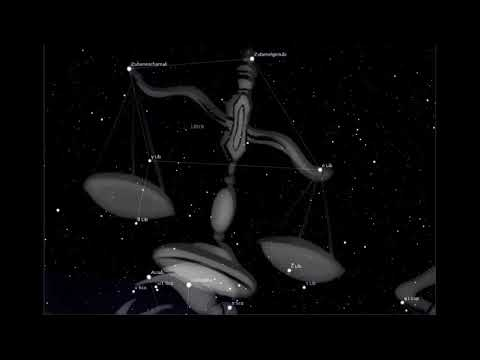 Libra Constellation: Facts About the Scales