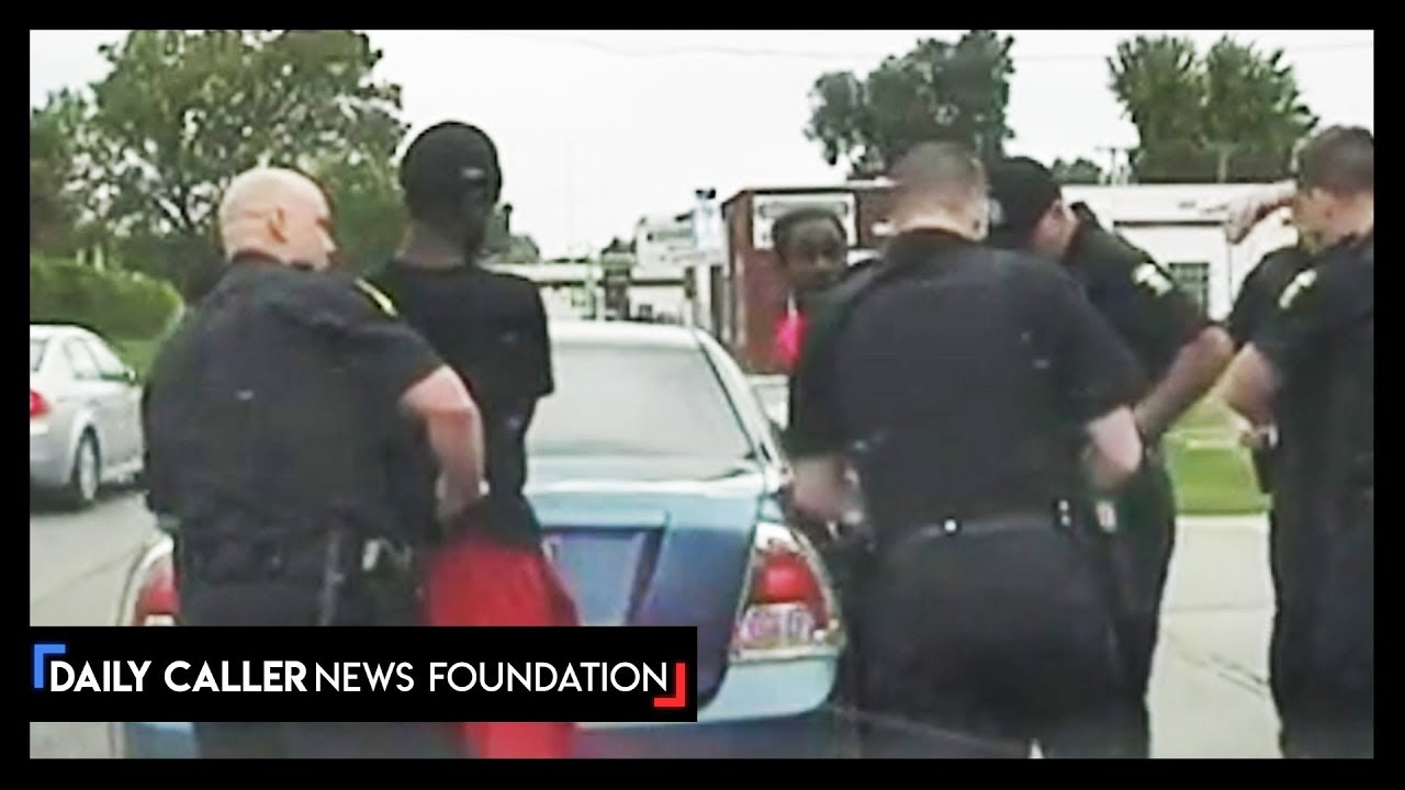 DC Shorts Watch This Explosive Arrest Video From Dashboard Cam Footage