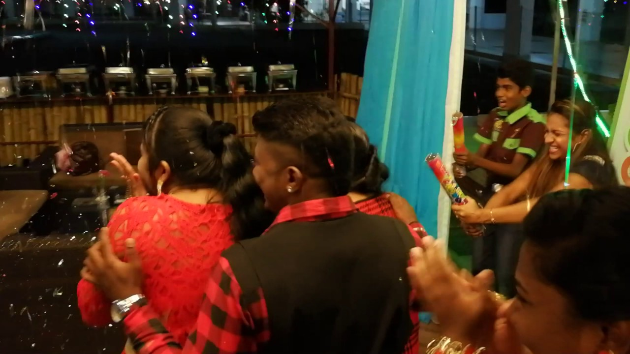 Surprise birthday party by gongcocafecom skudai johor bahru YouTube