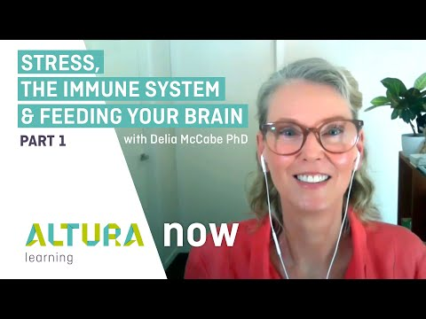 Stress, the Immune System and Feeding Your Brain Part 1
