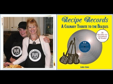Interview with Lanea Stagg, author of Recipe Records