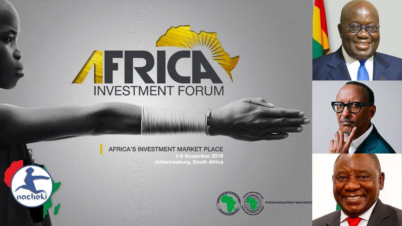 Africa's Rockstar Presidents Kick-Off the 2019 Africa Investment Forum in Style