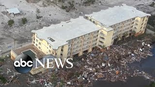 Hurricane Michael leaves destruction, thousands without power in its wake