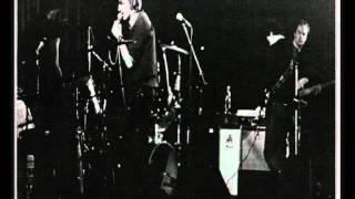 The Fall - Backdrop (Austurbaejarbio, Reykjavik, Iceland - 6 May 1983)