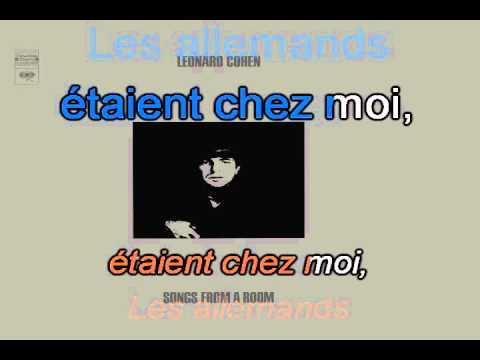 Leonard Cohen_The partisan (1969)