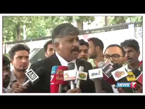 Advocate N Senthoor Pandian Files 1000 affidavits In election Commission of India