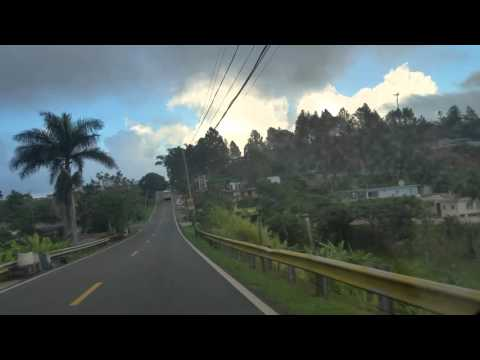 Orocovis a Morovis,Puerto Rico