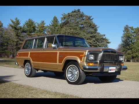 1985 jeep grand wagoneer. Black Bedroom Furniture Sets. Home Design Ideas