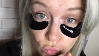 BLAQ eye gel mask