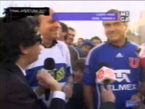 Universidad De Chile v/s U. Catolica - FINAL 2011 - CQC