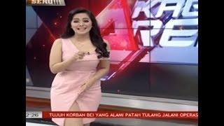 INILAH PUTRI VIOLA PRESENTER TV TERCANTIK INDONESIA #MitraGoogle