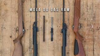 Carabina de Pressão: Mola ou Gás Ram? - VentureShop