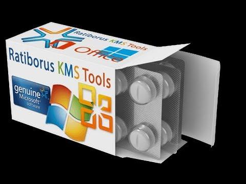 KMS Tools - активируем Windows навсегда