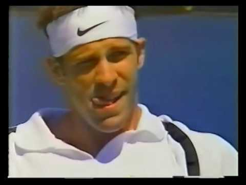 Marcelo Rios vs Greg Rusedski - Indian Wells 1998 FINAL PART 1/2