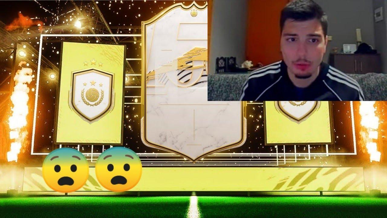 ΑΝΟΙΓΟΥΜΕ 2x PRIME ICON PACKS!!! - FIFA 21 GREEK