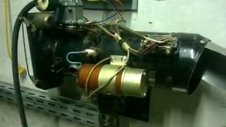 Тепло в гараж ( отопитель шааз-015  Запорожец  )