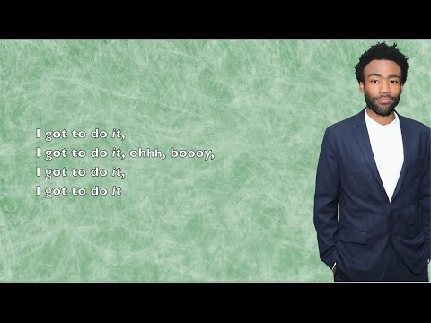 Childish Gambino - On James Corden (ft. Reggie Watts) - Lyrics