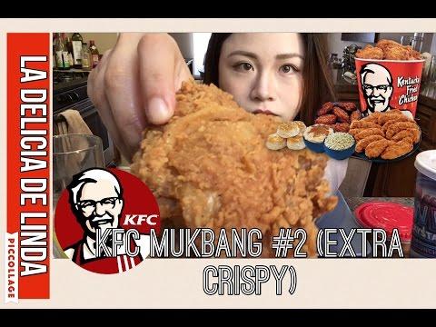 KFC MUKBANG #2   Extra Crispy Chicken   $5 Fill Ups (Value Box Meal)   Kentucky Fried Chicken   ASMR