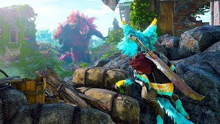 Biomutant New Gameplay Trailer (PS4 Xbox One PC)